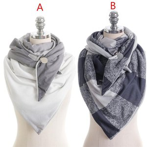 Women Warm Scarves Printing Soft Wrap Casual Shawls 2020 Women Malaysia Cotton Thermal Scarf Chaqueta Pelo Scarves Hot#50