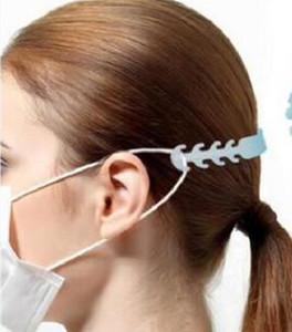 Free Shipping Face Mask Strap Extender Anti-Tightening Mask Holder Hook Ear Strap Accessories Ear Grips Extension Mask Buckle Ear Pain