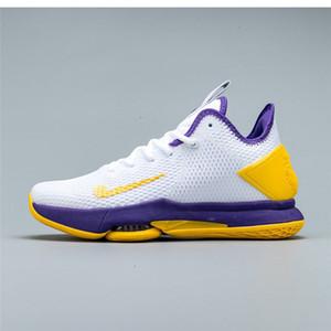 Kith alta calidad Lebron 15 Rendimiento de 2020 Cenizas Ghost nuevo Mens Baloncesto 15s llegada de los zapatos James presenta diseñador zapatillas Lbj