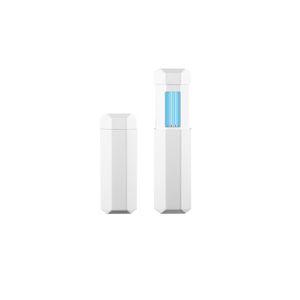 Novo portátil ozônio Esterilizador UV Lâmpada USB Mini UVC Handheld ultravioleta germicida lâmpada Desinfecção Viagem luz UV Sanitizer Luz Rod