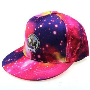 Fortnite Inverno Hat Para Mens Tab Sólidos Noel Fortnite chapéu de lã PU costura de couro padrão Cap Impresso Baseball Quente Peaked Cap Impresso # 235