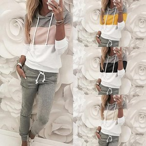 wholesale 2020 the new Men's women's high quality loose-fitting comfortable bottoms crew neck men's designer hoodies free shipping