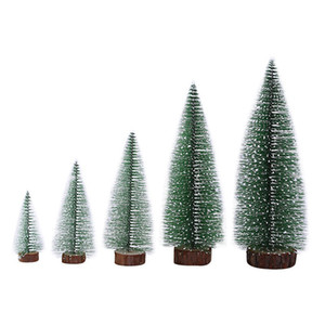 Christmas Tree Decorations Home Party Decor Supplies Tree With White Cedar Desktop Furnishing Tree Christmas Gift for Children