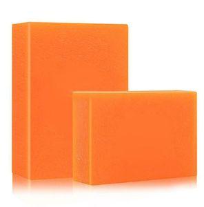 140g Natural Brightening Skin Kojic Acid Handmade Soap Skin Deep Cleaning Soap