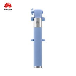 3.5mm Plug ile Huawei Selfie'nin Çubuk AF11 Monopod Kablolu Selfie'nin Yapışkanlı Uzatılabilir El Shutter