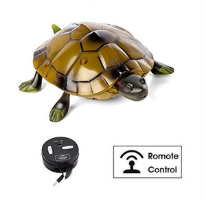 High Quality Lifelike High Simulation Animal tortoise Infrared Remote Control Kids Toy Gift funny Kids Toy Gift Z0306