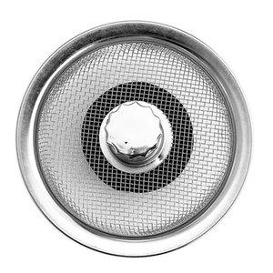 Escorra alta inoxidável Stopper Ferramenta Durable filtro Waste Disposer plug Filtro Quality Kitchen Sink Aço IKrLQ