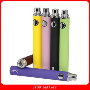 E Cigarette EVOD battery 650mAh 900mAh 1100mAh evod twist eGo ecig batteries for MT3 CE4 CE5 atomizer 510 thread
