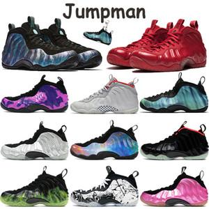 Espuma de zapatillas de baloncesto para hombre penique Hardaway zapatillas de deporte alternativo fatalidad Galaxy médico DeStROzaDaS Tablero trasero de platino puro hombres entrenadores deportivos
