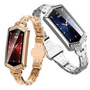 B78 Smart Bracelet Women Fitness Watch Heart Rate Tracker Monitor Blood Pressure Oxygen Smartwatch Band Best Gift for Girlfriend