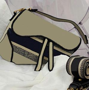 Spalla Top A +++ del messaggero borse da donna di alta qualità Borsa Boutique Saddle bag Shopping Bag Portafoglio classico di modo Borse Donna con box