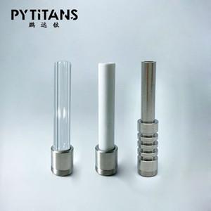 directement vente usine fil de titane en céramique Quartz Conseils ongles pour Honeybird Kits Micro Nectar kit collecteur v4 Titanium Gr2 Miel Oiseau