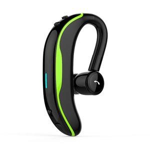 لاسلكية ياربود الأذن هوك سماعات بلوتوث 170mAh طويل الاستعداد واحدة مونو الأعمال HANDFREE سماعة مع ميكروفون للقيادة