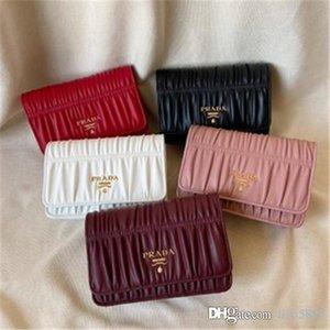 Heiße Frauen Handtasche Luxus-Designer-Tasche Kette Taschen Schultertasche aus echtem Leder diagonale Portemonnaie Stern 7264991 Luft pra Serie 2 Größe mit Kasten