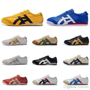 New Asic Onitsuka Tiger Running Shoes Womens Bruce Mens Athletic tamanho vermelho lee confortável apartamento Trainers Outdoor Sports Sneakers 36-44