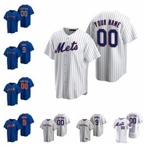 Baseball-Shirts für Frauen Amed Rosario 24 Robinson Cano 52 Yoenis Céspedes 30 Michael Conforto 17 Keith Hernandez Tim Tebow Individuelle genähtes