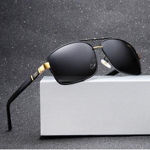 Polarisés Audi Mode pour hommes lunettes 550 mode nouvelles lunettes de soleil Audi conduite lunettes de soleil cadre