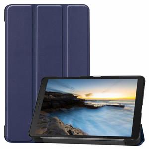 Cgjxs Manyetik Trifold Kılıf Tablet için Samsung Galaxy Tab A 8 0,0 2019 T290 T295 P205 P200 Tab A 8 0,0 2018 T387 30pcs