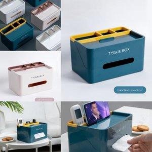 1nKac Scatole casa in materia plastica pieghevole Tape Division moderno semplice Packaging XD nuovo specchio con arrivo Box