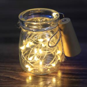 Konesky 10 LED Solar String Lights Solar Powered Wine Bottle Cork Shaped LED Copper Wire String Lights Christmas Fairy Light