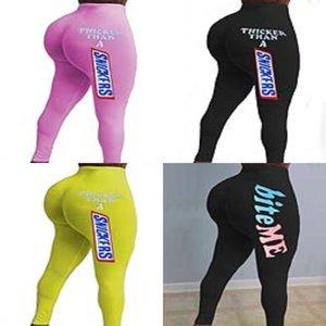 Verão Designer Womens Casaul calças soltas Striped Impresso Mid cintura reta Esportes estilo de roupa Feminino Calças # 563