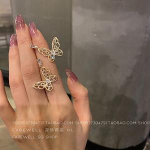 C'est une fée boucle d'oreille! Immortal Papillon Stud Oreille Stud Oreille Femme en argent sterling Français en ligne Oreille rouge Pendentif 2020 New Style