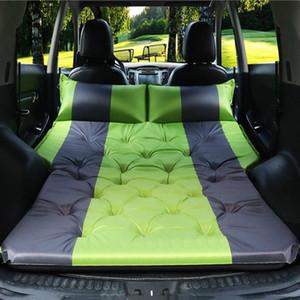 Tampon Air Sleeping Car Şişme Yatak SUV Araç Yatakları Nflatable Seyahat Açık Kamp Taşınabilir Mat Yatak Yatak