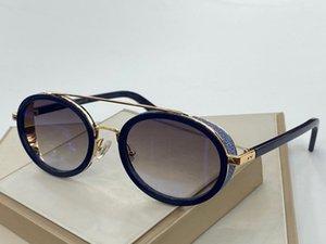 جديد مصمم LILOS النظارات الشمسية للحزمة الأزياء لامعة رقاقة حماية سحر لوحة المرأة أعلى جودة الأشعة فوق البنفسجية مع عدسة تأتي مرآة الإطار إلى WDGH