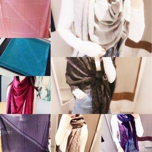 S cuadrada cuadrada Jacquard pañuelo carta misma gran nueva de algodón jacquard bufanda bufanda estilo Da AbIvH