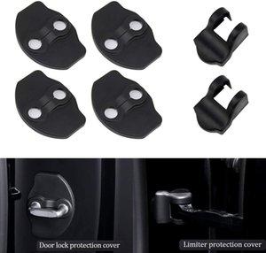 Protecteur de verrouillage de porte couvercle porte Stopper Latche Couverture pour Tesla Model 3 Y Accessoires