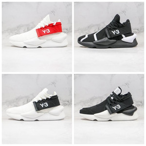 Y3 Chaussures Hommes Ren Kaiwa coeur Chaussures Hommes Chaussures de course pour femmes Luxe Mode Noir Blanc Rouge Y3 Formateurs Chaussures Designer Taille 36-45