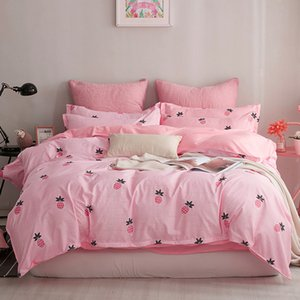 Bedding Set Twin Full Queen King Size Single Bed Duvet Cover Sets Print Bed Linen Quilt Covers XF755-20