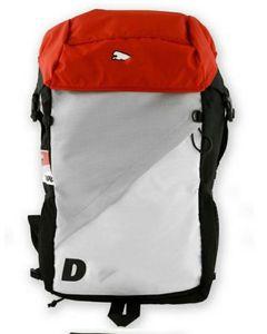 Ducati mochila mochila motocicleta locomotora de los conductores de motocicletas bolsa multifuncional bolsa de casco