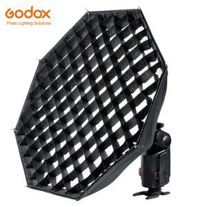 Godox AD-S7 Multifunctional Soft Box Octagonal Honeycomb Grid Umbrella Softbox for WITSTRO Flash Speedlite AD180 AD360 AD200