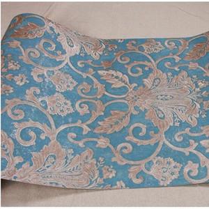 WELLYU European 3D embossed silk wallpaper the living room backdrop bedroom wallpaper living room for walls 3 d