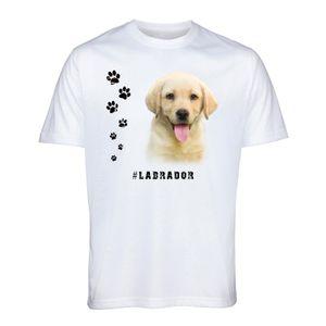 Labrador Retriever T Shirt Hashtag Dog Breed Animal Pet Mens Womens Print Clothes Cartoon T Shirt Men Comic New Top Tees Tshirt