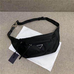 Vendita borse delle donne calde degli uomini sacchetti della vita 2020 nuovo sacchetto di spalla di modo di alta qualità cintura in nylon toracica borsa della borsa crossbody Fannyback marsupio