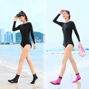 Diving Socks box Boots 3mm Neoprene Anti Slip Beach Warm Wetsuit Shoes Snorkel Surfing Swim Socks for Men Women Water Shoes