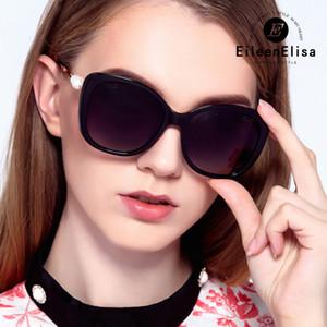 EE-Sonnenbrille-Frauen-Marken-Entwerfer 2016 Schmetterlings-Art Oculos De Sol Sonnenbrille weibliche Brille polarisierte Linse Sonnenbrillen 5339
