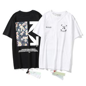 Eur Büyük Beden S-XL Erkek Tasarımcı Tişört Casual Kısa Kollu Kapalı Siyah Whiter Kadınlar Tshirts Baskılı Yaz Erkek Stilist Tişörtlü
