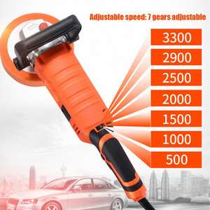 1580W Adjustable Electric Grinder Mini Polishing Machine Car Polisher Waxing Machine 220V Automobile Furniture Polishing Tool ukBX#