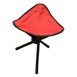 Малый трехногий стул складной стул пляж стул рыбалка стул на открытом воздухе скамейке в парке / стул поезд для наружной кемпинга