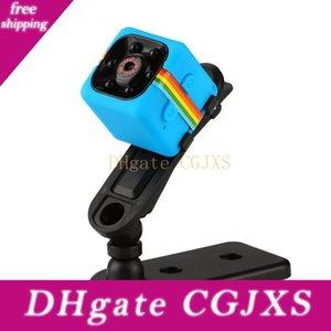SQ11 Mini Dvs caméra HD Night Vision Caméscope DVR Infrarouge Video Recorder Sport Digital Camera Tf Carte Dv Caméra