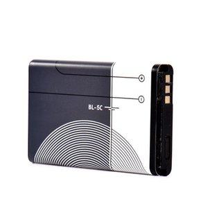 Cgjxs reemplazo del Li -Ion Teléfono batería BL-5C BL5C Bl 5c reemplazo del Li batería de litio 1020mAh -Ion Baterías para Nokia 1208 1600 2610 260