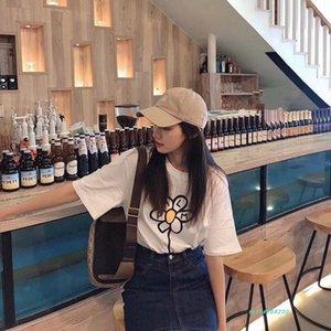2020 Palm Geköpft Bär Symbol Designer kanye west lose T-Shirt Männer Frauen arbeiten Hip-Hop-T-Shirts Engel Top Washed T-Shirt s-XL 5b7d #