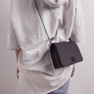Cross Body Женская сумка на плечо роскошные сумки леди сумки дизайнерская версия Wild Girls маленький квадратный мессенджер Bolsa Feminina # 45
