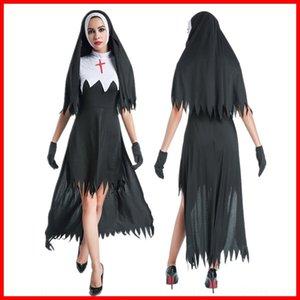 8GX3i Nuovo Halloween suora bar fu dsstage costume cosplay nv costume Zhuang nv fu Zhuang uniforme Barmaid di ruolo abbigliamento