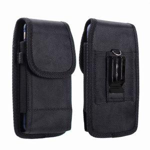 50 шт. Универсальная вертикальная сумка Сотовый Телефон Чехол для iPhone 11 Pro 7 8 XS XR Samsung LG Moto Чехлы для переноски талии Карманная крышка