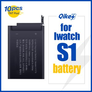 qikes A1579 A1578 For Apple Watch Battery Series 1 2 3 4 42mm S1 S2 S3 S4 A1761 Series1 38mm Real Capacity Bateria 40mm 44mm