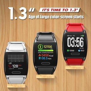 2019 V2 para pulsera IP67 a prueba de agua podómetro Presión rastreador de ejercicios de ritmo cardiaco sangre venda de reloj de pulsera de Control de actividad